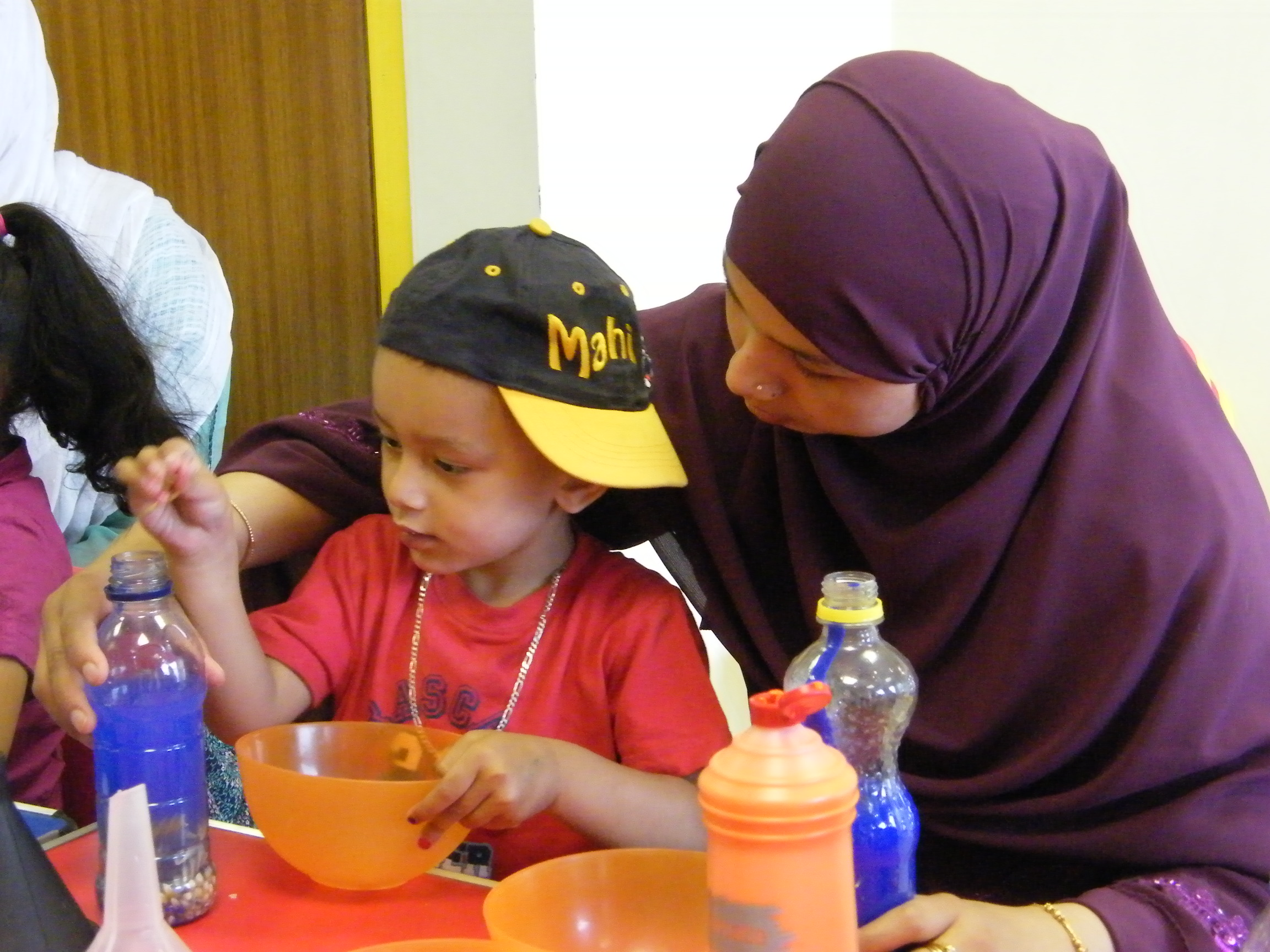 Fostering attachment and early support for a better future